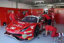 Ferrari 488 GT3, Scuderia Bandini 27: Fisichella-Gai