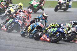Jack Miller, Estrella Galicia 0,0 Marc VDS, Valentino Rossi, Yamaha Factory Racing