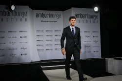 Norman Nato, at Amber Lounge Fasion Show