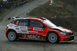 Rudy Michelini, Michele Perna, Skoda Fabia R5, Movisport