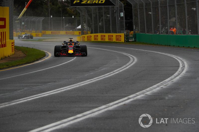 Daniel Ricciardo, Red Bull Racing RB14 Tag Heuer