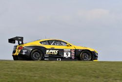K-PAX Racing Bentley Continental GT3: Alvaro Parente, Andy Soucek
