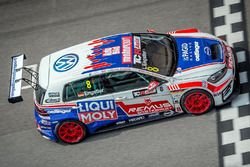 Luca Engstler, Volkswagen Golf GTI TCR, Liqui Moly Team Engstler