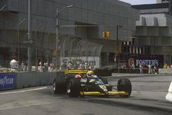 Pierluigi Martini, Minardi M188