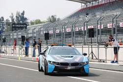 El BMW Safety Car