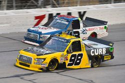 Grant Enfinger, ThorSport Racing Ford F-150 and Myatt Snider, ThorSport Racing Ford F-150