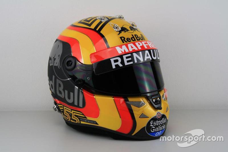 2018: Renault Sport F1 Team (MODELO QUE SOLO UTILIZÓ EN EL GP DE FRANCIA)