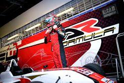 László Tóth, DR Formula Racing