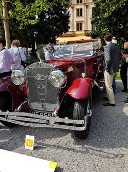 Isotta Fraschini Tipo 8A SS