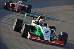 Rinus van Kalmthout in actie op de Lucas Oil Raceway