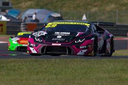 #69 Barwell Motorsport - Lamborghini Huracan GT3 - Sam De Haan, Jonny Cocker