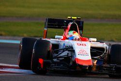 Roberto Merhi, Manor Marussia MR03 Ferrari