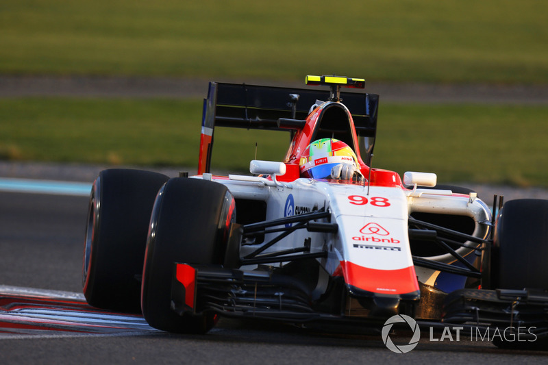 Роберто Мери, Manor Marussia MR03 Ferrari