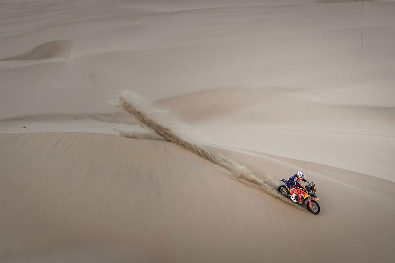 #1 Red Bull KTM Factory Team: Sam Sunderland