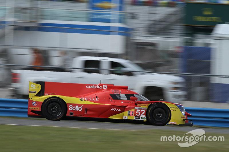 #62 Risi Competizione Ferrari 488 GTE: Alessandro Pier Guidi