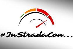 #InStradaCon, logotipo