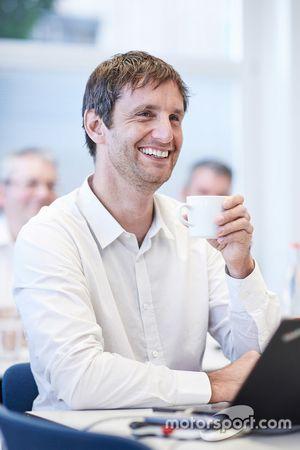 Pascal Derron, CEO, İsveç e-Prix organizatörleri