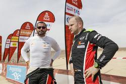 #314 X-Raid Team Mini: Yazeed Al-Rajhi, Timo Gottschalk