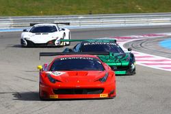 #43 Classic et Modern Racing Ferrari 458 Italia GT3