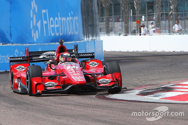 #15: Graham Rahal (Rahal-Honda)