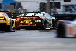 #16 Change Racing Lamborghini Huracan : Spencer Pumpelly, Corey Lewis, Justin Marks, Kaz Grala