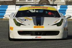 #125 Ferrari of San Francisco Ferrari 458: Matt Keegan