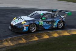 Ян Джеймс, Марио Фарнбахер, и Вольф Хенцлер, #23 Team Seattle/Alex Job Racing Porsche GT3 R