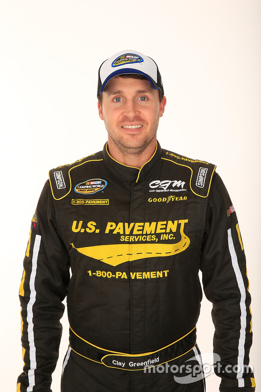 Clay Greenfield, Chevrolet