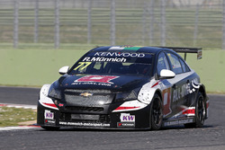 Rene Münnich, All-Inkl Motorsport Chevrolet RML Cruze TC1