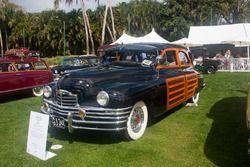 1949 Packard Station Sedan