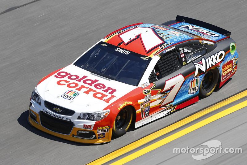 #7 Regan Smith (Baldwin-Chevrolet)