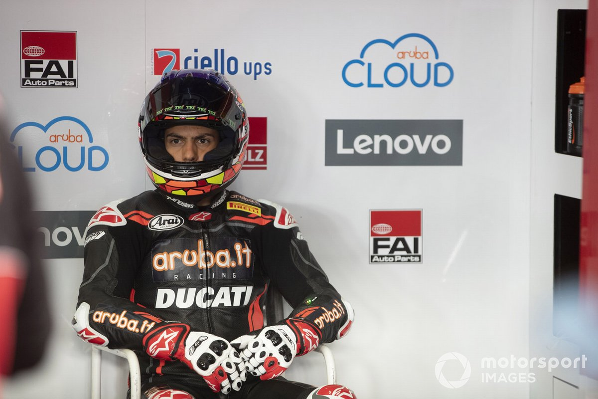 Michael Ruben Rinaldi, Aruba.it Racing Ducati