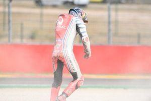 Jack Miller, Pramac Racing crash