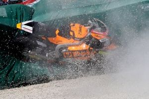 Jorge Navarro, Speed Up Racing crash