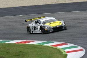Mattia Drudi. Riccardo Agostini. Audi Sport Italia, Audi R8 LMS