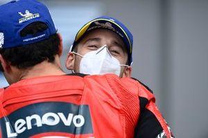 Pol Espargaro, Red Bull KTM Factory Racing, Danilo Petrucci, Ducati Team