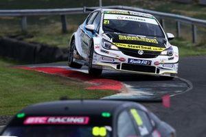 Mike Bushell, Power Maxed Racing Vauxhall Astra