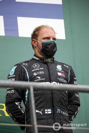 Valtteri Bottas, Mercedes-AMG F1 sul podio