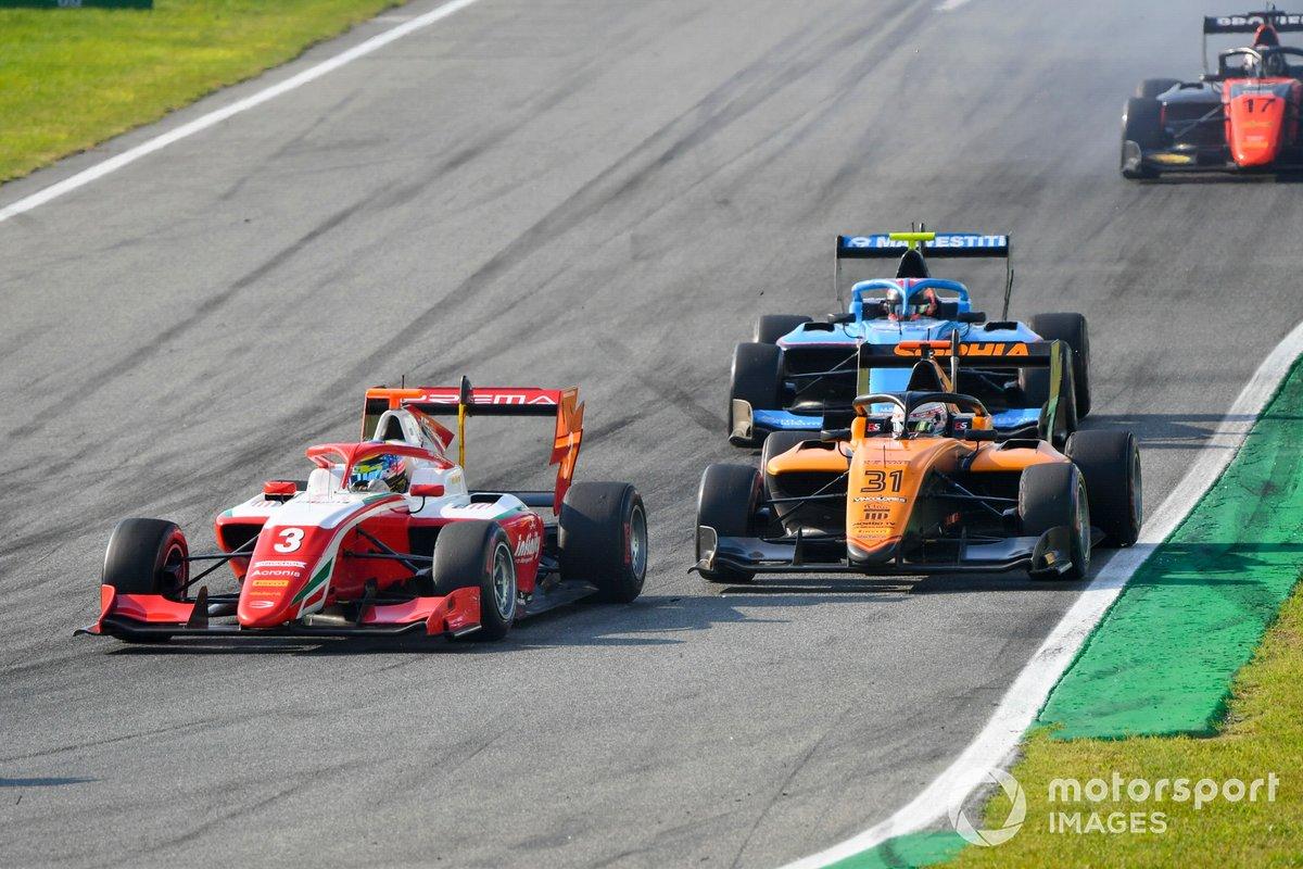 Logan Sargeant, Prema Racing e Sophia Floersch, Campos Racing