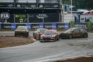 Niclas Gronholm, GRX Taneco leads