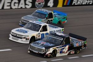 Raphael Lessard, Kyle Busch Motorsports, Toyota Tundra Mobil 1 Tate Fogleman, Young's Motorsports, Chevrolet Silverado Solid Rock Carriers Ben Rhodes, ThorSport Racing, Ford F-150 Tenda Heal