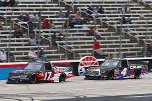Dylan Lupton, DGR-Crosley, Ford F-150 Ford Crosley, Raphael Lessard, Kyle Busch Motorsports, Toyota Tundra CANAC