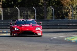 #90 TF Sport - Aston Martin Vantage AMR: Salih Yoluc, Charlie Eastwood, Jonny Adam