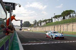 Simone Iaquinta, Ghinzani Arco Motorsport