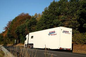 Huber Motorsport truck
