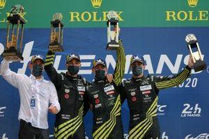 #97 Aston Martin Racing Aston Martin Vantage AMR: Maxime Martin, Alex Lynn, Harry Tincknell