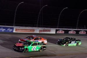 J.J. Yeley, Rick Ware Racing, Ford Mustang, Reed Sorenson, Spire Motorsports, Chevrolet Camaro