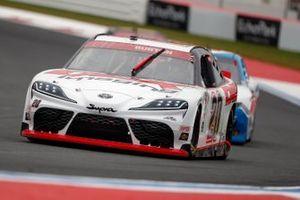 Harrison Burton, Joe Gibbs Racing, Toyota Supra DEX Imaging, Kaz Grala, Richard Childress Racing, Chevrolet Camaro
