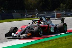 Pesce Emidio, F3 Tatuus 318 A.R. #41, DR Formula RP Motorsport