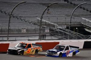 David Ragan, DGR-Crosley Ford F-150 Select Blinds Codie Rohrbaugh, CR7 Motorsports Chevrolet Silverado Pray for Joshua
